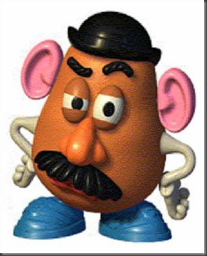 cabeca de batata